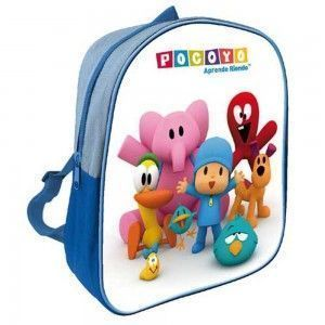 Mochilas Monster High, Skylanders, Disney, Pocoyo, Real Madrid, Barcelona